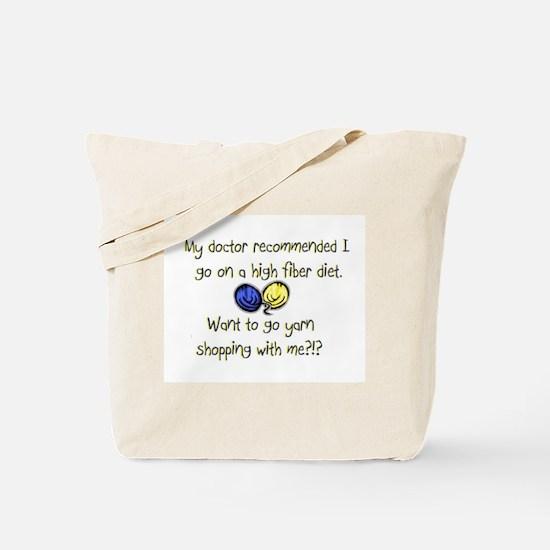 Unique Thread Tote Bag