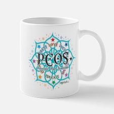 PCOS Lotus Mug