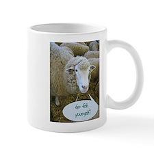 Go Felt Yourself Mug