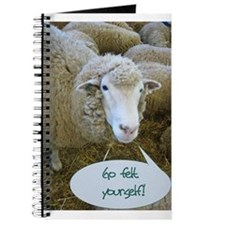 Go Felt Yourself Journal