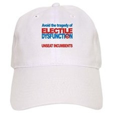Avoid Electile Dysfunction Baseball Cap