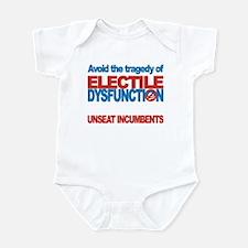Avoid Electile Dysfunction Infant Bodysuit