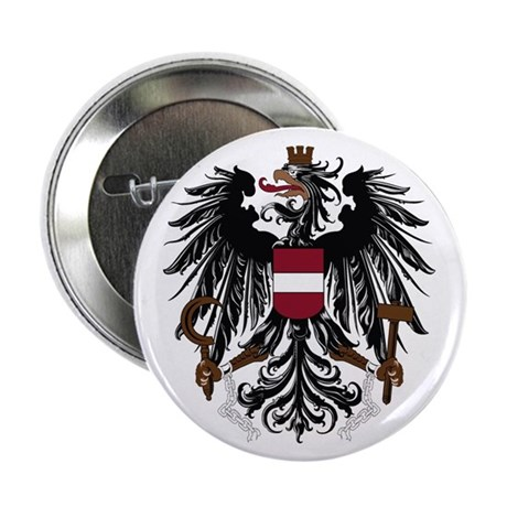 "Austrian Coat of Arms 2.25"" Button (10 pack)"