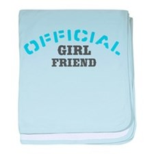 Official Girl Friend Infant Blanket