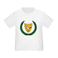 Cyprus Coat of Arms T