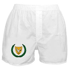 Cyprus Coat of Arms Boxer Shorts