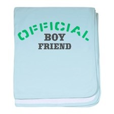 Official Boy Friend Infant Blanket