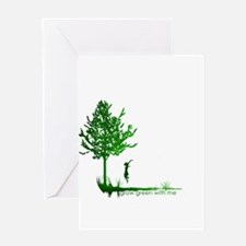Grow With Me Greeting Card