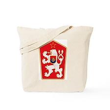 Czechoslovakia Coat of Arms Tote Bag