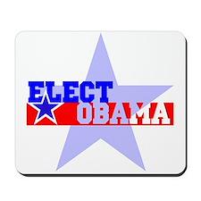 Elect Obama Mousepad