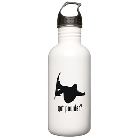 Snowboarding 12 Stainless Water Bottle 1.0L