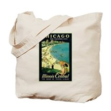 Proehl Chicago Tote Bag