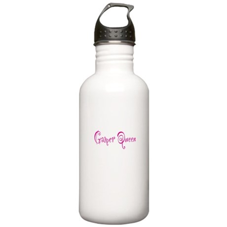 Gamer Queen Stainless Water Bottle 1.0L