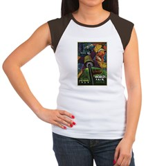 Chicago World's Fair Women's Cap Sleeve T-Shirt