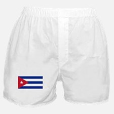 Cuban Flag - Bandera Cubana - Flag of Boxer Shorts