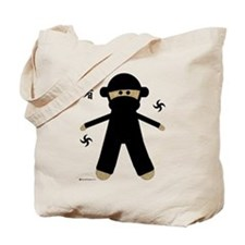 Cute Baby monkey baby shower Tote Bag