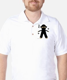 Cute Ninja kid T-Shirt