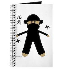 Unique Ninja baby Journal