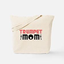 Trumpet Mom Tote Bag
