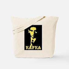 Franz Kafka Tote Bag