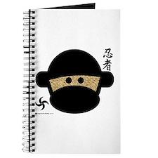 Sock Monkey Ninja Journal