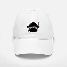 Sock Monkey Ninja Baseball Baseball Cap