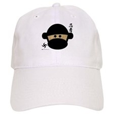 Sock Monkey Ninja Baseball Cap