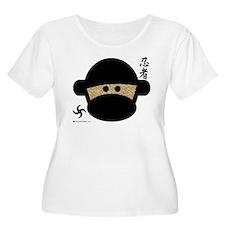 Sock Monkey Ninja T-Shirt