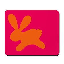 Rabbit O Mousepad
