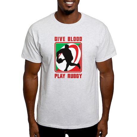 Rugby player pass Light T-Shirt