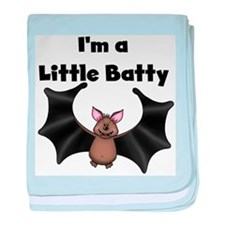 Batty Halloween Infant Blanket