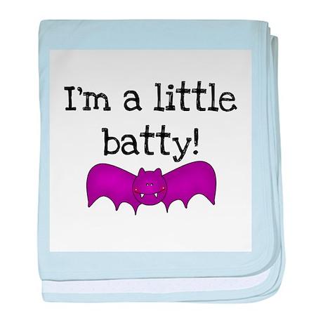 A Little Batty Infant Blanket