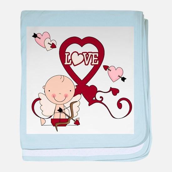 Cupid Love Infant Blanket