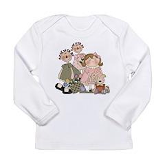 Easter Friends Long Sleeve Infant T-Shirt