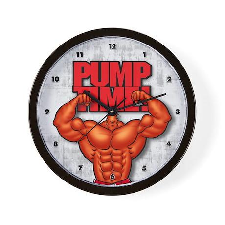 Pump Time!2 - Wall Clock