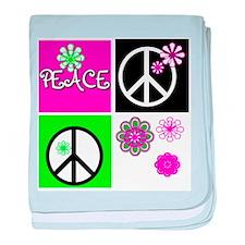Peace for All Infant Blanket
