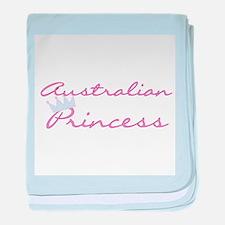 Australian Princess Infant Blanket