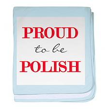 Polish Pride Infant Blanket