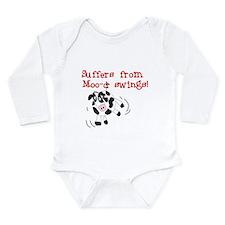 Moo-d Swings Long Sleeve Infant Bodysuit