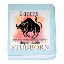 Taurus the Bull Infant Blanket