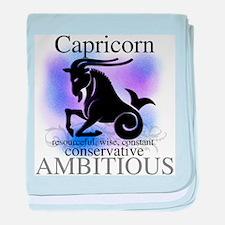 Capricorn the Goat Infant Blanket