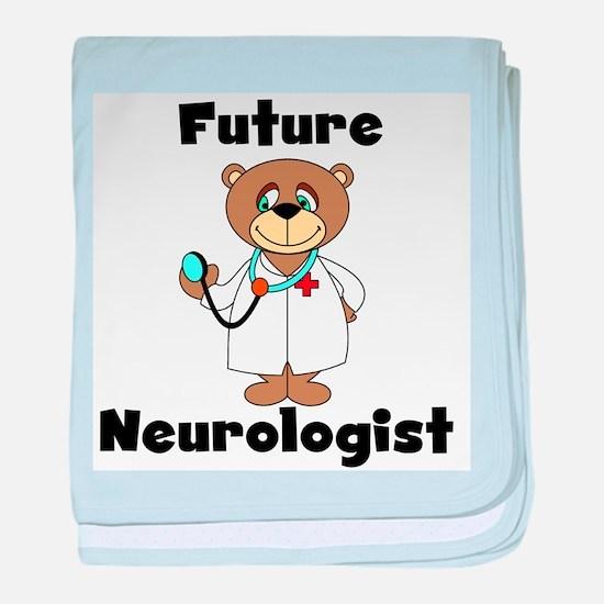 Future Neurologist Infant Blanket