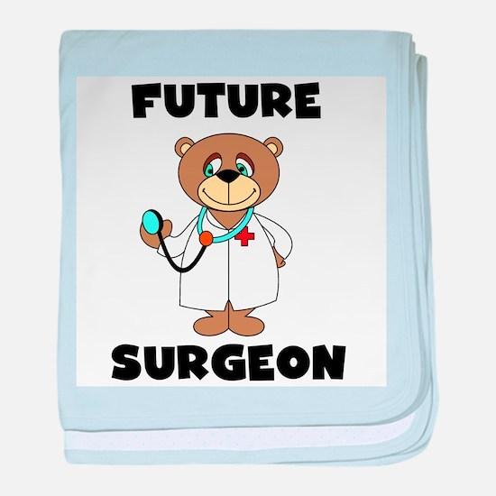 Future Surgeon Infant Blanket