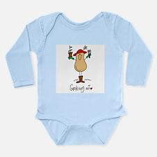 Gardening Nut Long Sleeve Infant Bodysuit