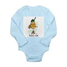 Hunting Nut Long Sleeve Infant Bodysuit