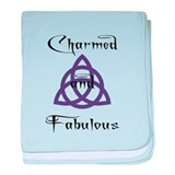 Charmed triquetra Blanket