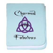 Charmed and Fabulous Triquetr Infant Blanket