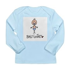 Baby Brother Long Sleeve Infant T-Shirt