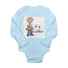 Big Brother With Little Sister Long Sleeve Infant