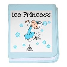 Ice Princess Infant Blanket